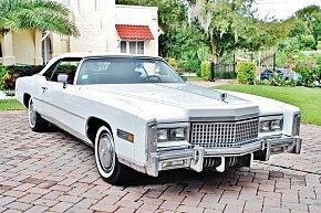 1975 Cadillac Eldorado for sale 101044594