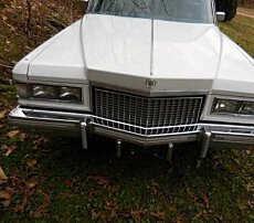 1975 Cadillac Other Cadillac Models for sale 100813114