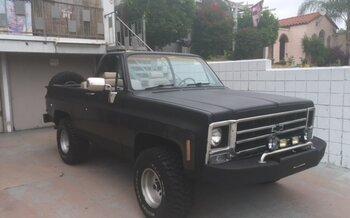 Chevrolet blazer classics for sale classics on autotrader 1975 chevrolet blazer 4wd 2 door publicscrutiny Images