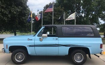 1975 Chevrolet Blazer 4WD 2-Door for sale 100930296