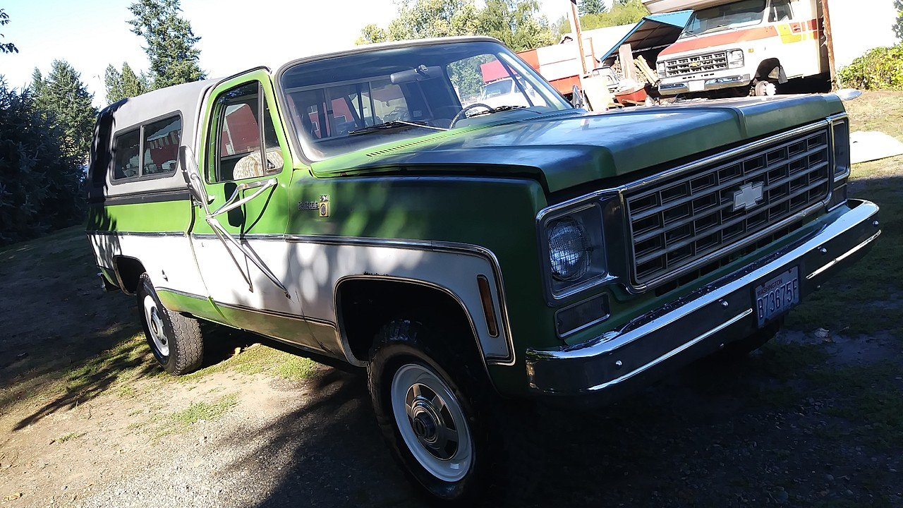 1975 Chevrolet C/K Truck for sale 100922154