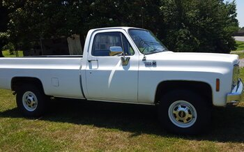 1975 Chevrolet C/K Truck Custom Deluxe for sale 101004865
