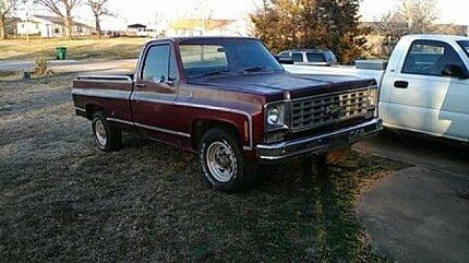 1975 Chevrolet C/K Truck for sale 100870126