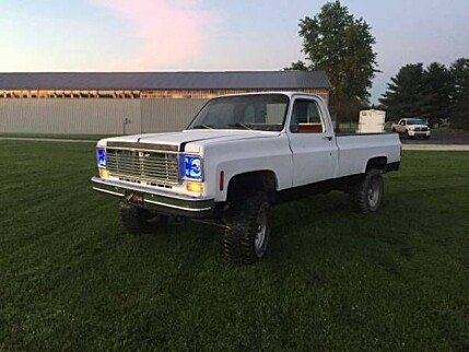 1975 Chevrolet C/K Truck for sale 100942276