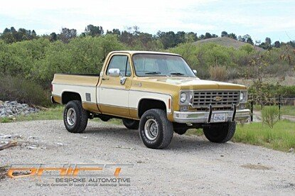 1975 Chevrolet C/K Truck for sale 100976270