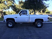 1975 Chevrolet C/K Truck 4x4 Regular Cab 1500 for sale 100988021
