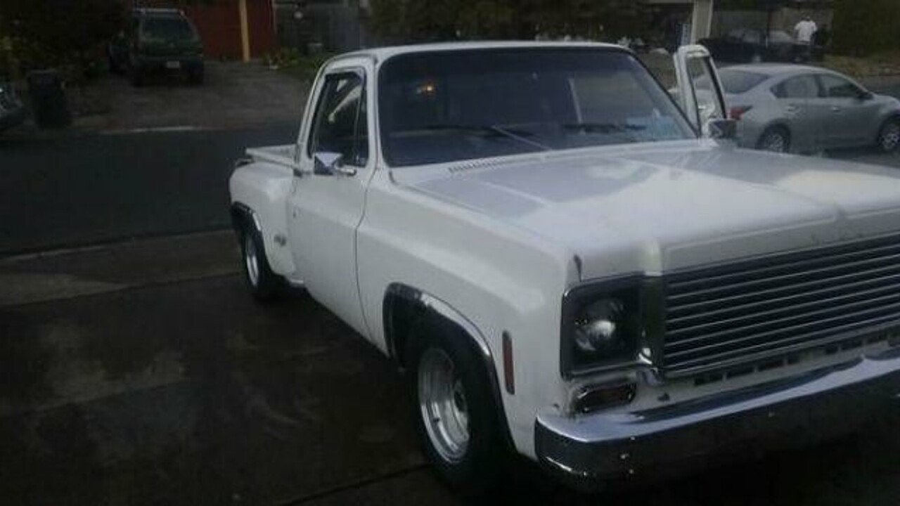 1975 Chevrolet C/K Trucks Cheyenne for sale 100838477