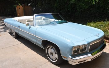 1975 Chevrolet Caprice for sale 100859943