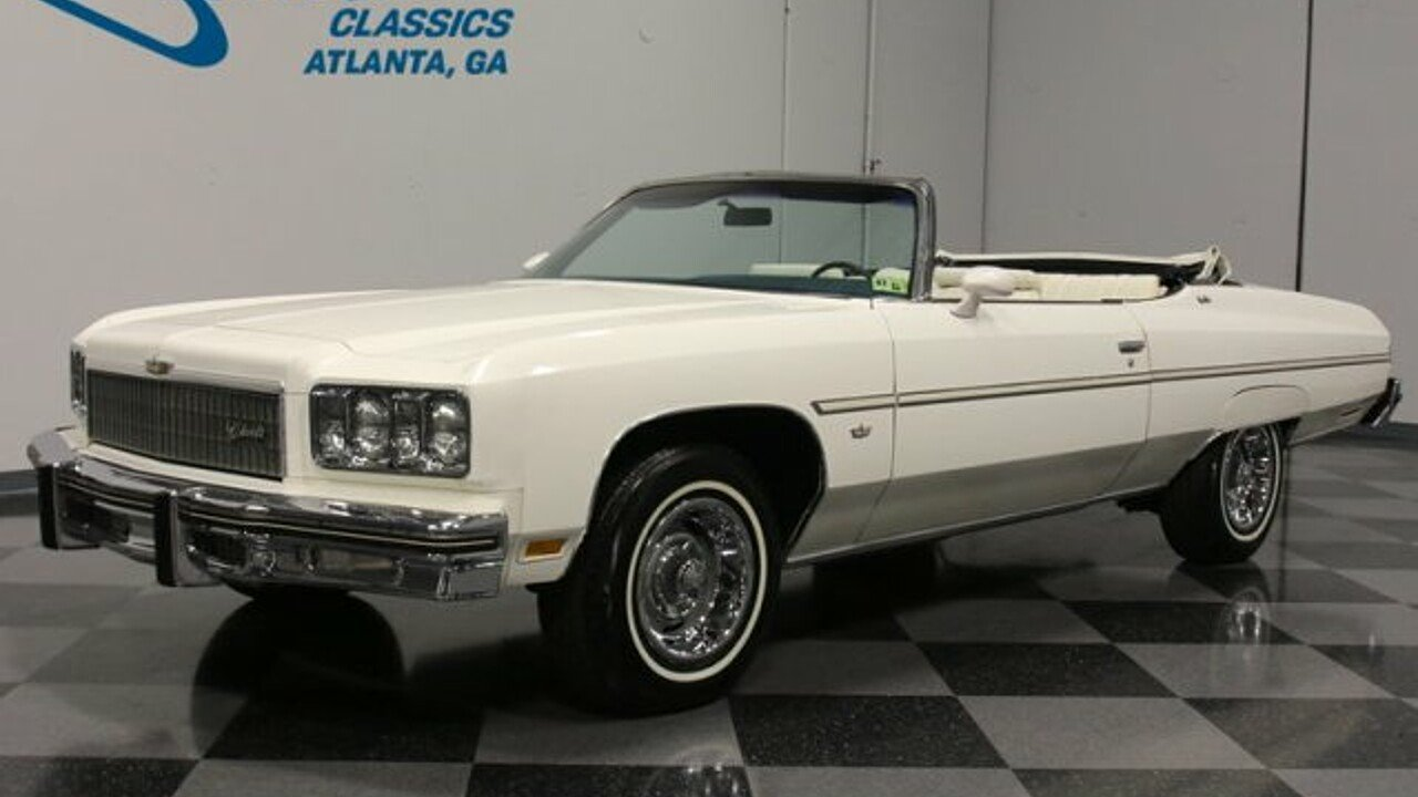 1975 Chevrolet Caprice for sale 100945537