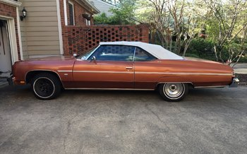 1975 Chevrolet Caprice Classic Coupe for sale 100857869