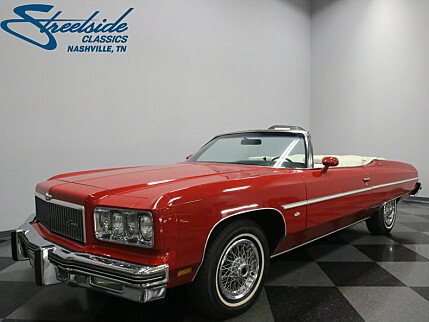 1975 Chevrolet Caprice for sale 100913556