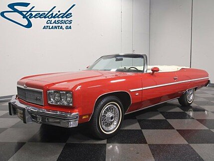 1975 Chevrolet Caprice for sale 100945551