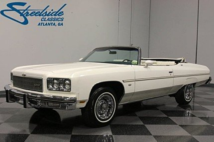 1975 Chevrolet Caprice for sale 100957216