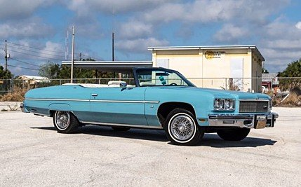 1975 Chevrolet Caprice for sale 100957643