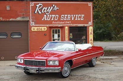 1975 Chevrolet Caprice for sale 100988629