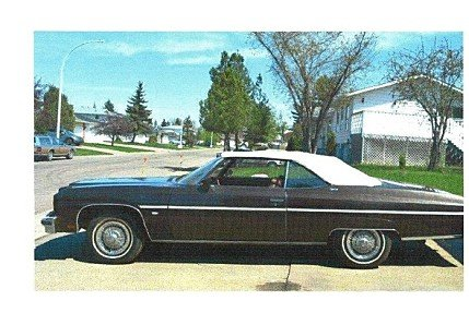 1975 Chevrolet Caprice for sale 100990535