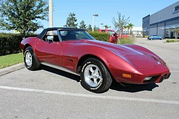 1975 Chevrolet Corvette for sale 100837025