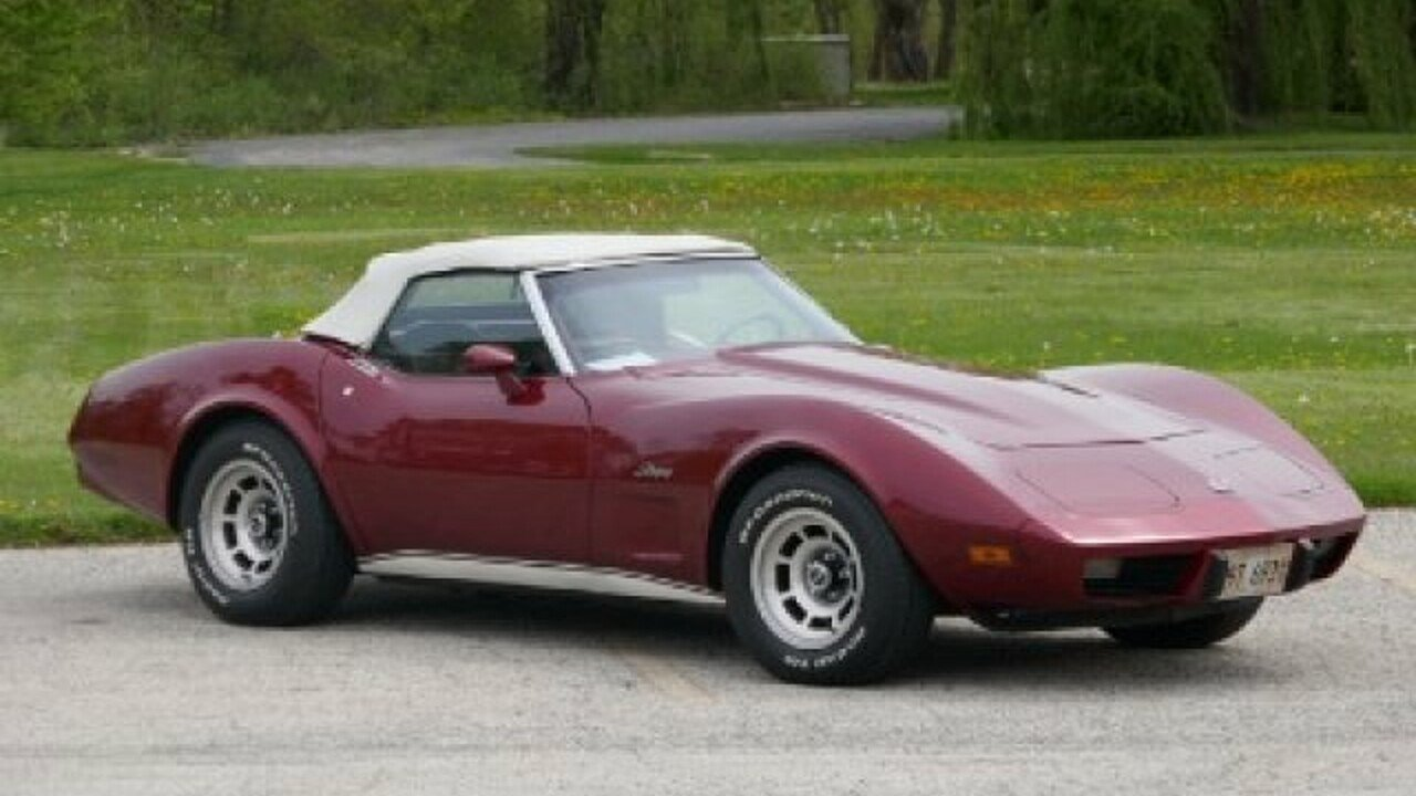 1975 chevrolet corvette for sale 100868157
