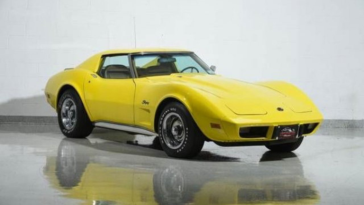 1975 Chevrolet Corvette for sale 100890510