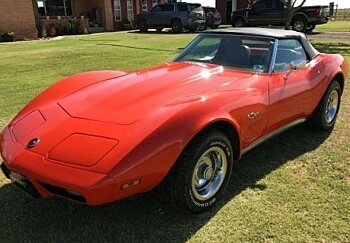 1975 Chevrolet Corvette for sale 100901227