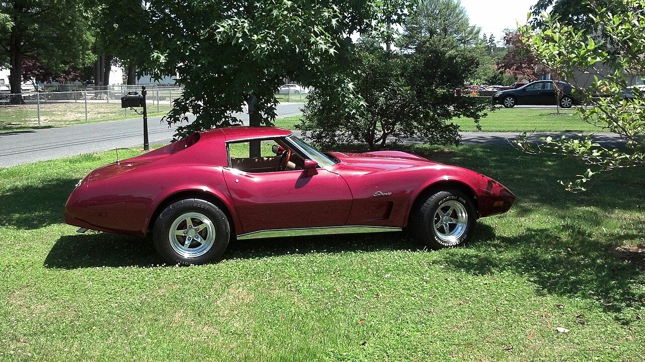 1975 Chevrolet Corvette Coupe for sale 100997175