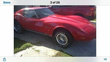 1975 Chevrolet Corvette for sale 100829657