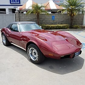1975 Chevrolet Corvette Convertible for sale 100880065