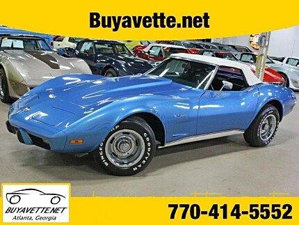 1975 Chevrolet Corvette for sale 100881176