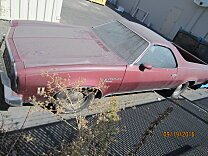 1975 Chevrolet El Camino V8 for sale 100959857