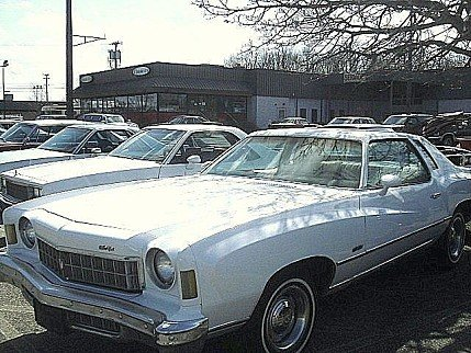 1975 Chevrolet Monte Carlo for sale 100780308