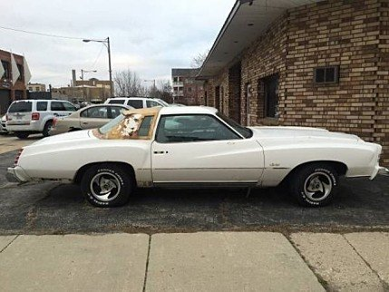 1975 Chevrolet Monte Carlo for sale 100829235