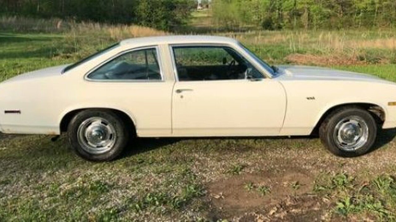 1975 Chevrolet Nova for sale 101005427