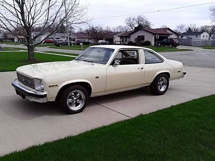 1975 Chevrolet Nova for sale 100858559