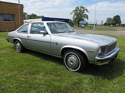 1975 Chevrolet Nova for sale 100882771