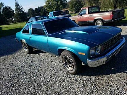 1975 Chevrolet Nova for sale 100957924