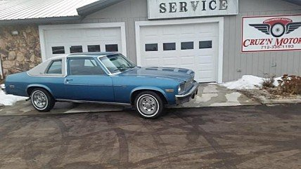 1975 Chevrolet Nova for sale 100974401