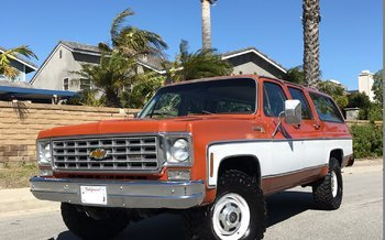 1975 Chevrolet Suburban for sale 100851243