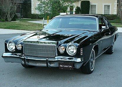 1975 Chrysler Cordoba for sale 100840346