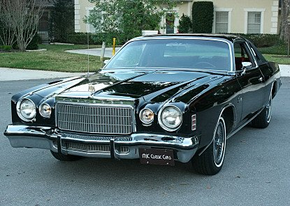 1975 Chrysler Cordoba for sale 100840346