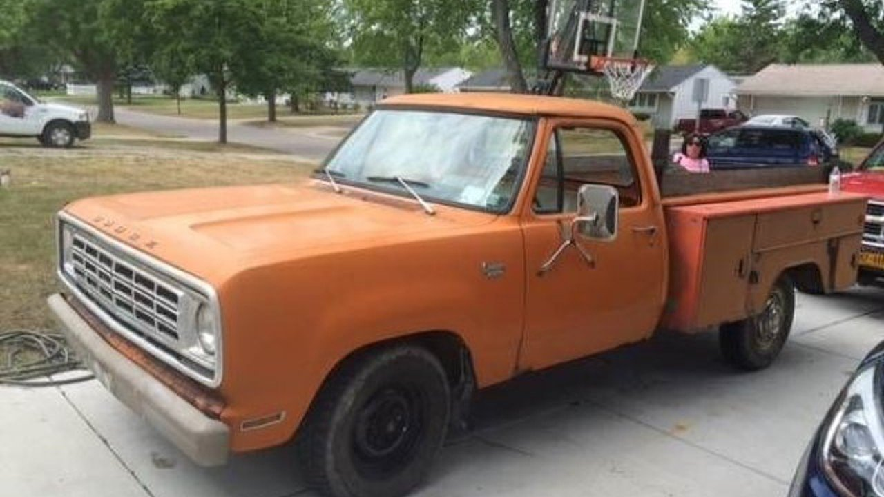 1975 Dodge D/W Truck for sale 100829853