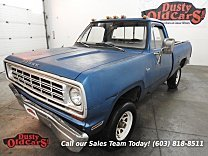 1975 Dodge Power Wagon for sale 100753991