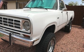 1975 Dodge Power Wagon for sale 100988580