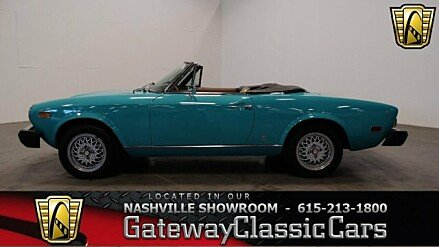 1975 FIAT Spider for sale 100769181