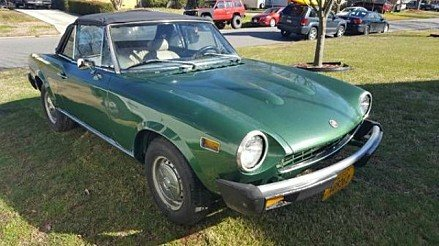 1975 FIAT Spider for sale 100977173
