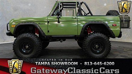 1975 Ford Bronco for sale 100739521