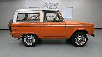 1975 Ford Bronco for sale 100770179