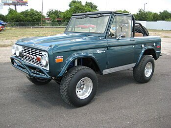 1975 Ford Bronco for sale 100777634