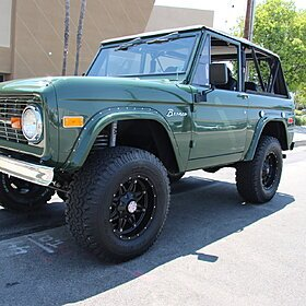 1975 Ford Bronco for sale 100786871