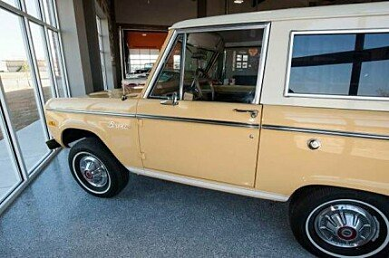 1975 Ford Bronco for sale 100867291