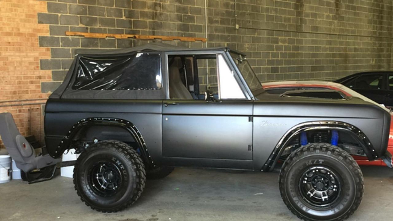 Ungewöhnlich 1968 Ford Bronco Specs Galerie - Die Besten ...